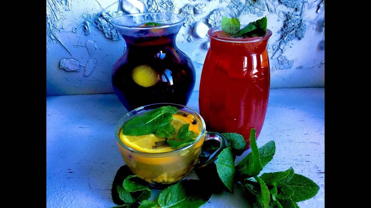 Витаминные чаи для укрепления иммунитета