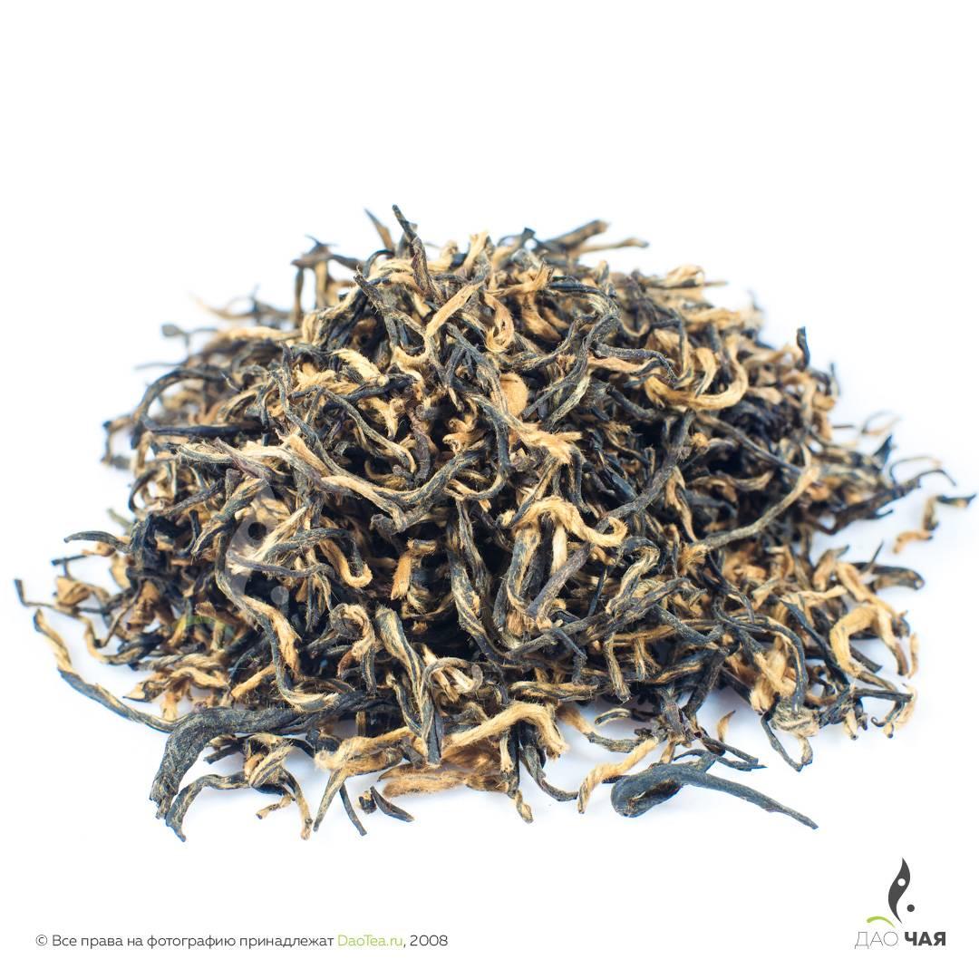 Красный чай кимун