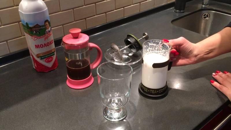 Как правильно выбрать и взбить молоко для кофе – советы