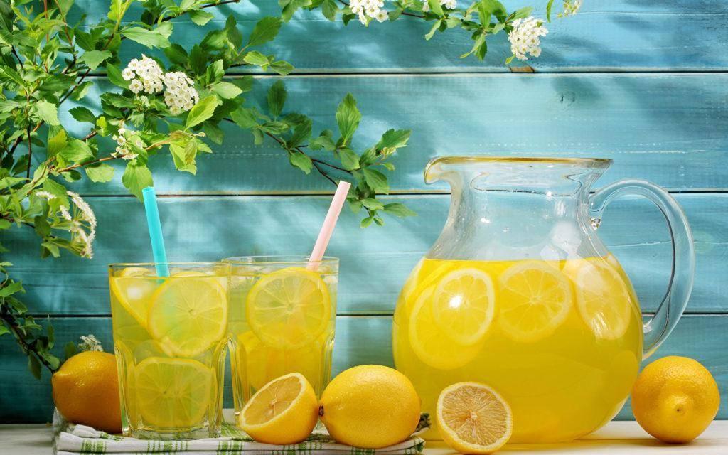Как приготовить лимонный морс