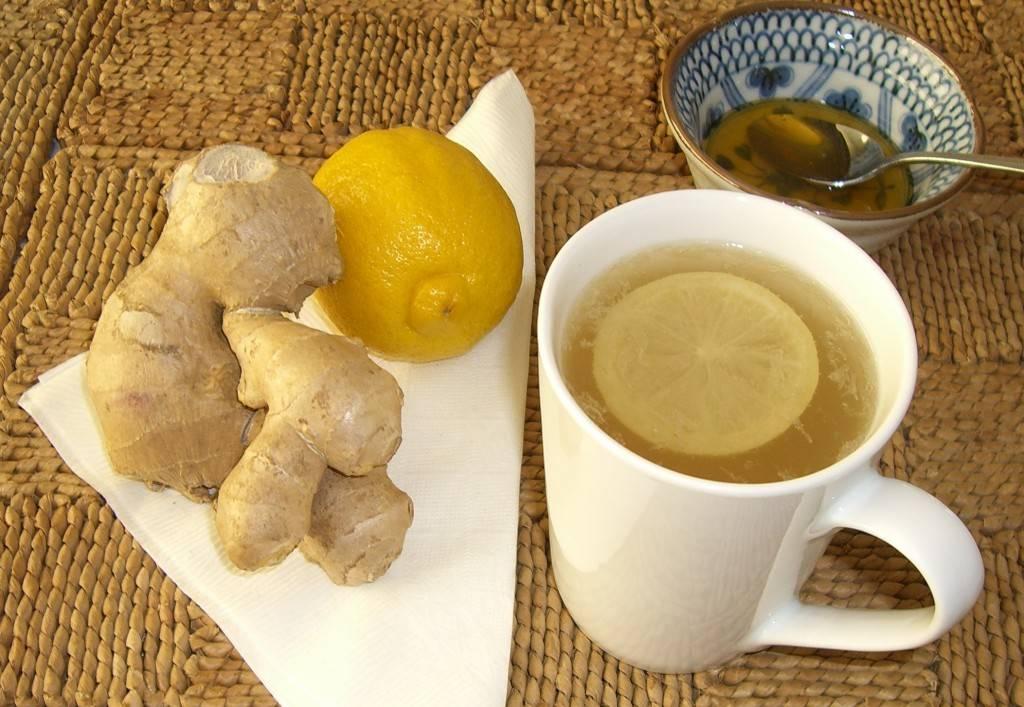 Имбирный чай - как правильно заваривать и пить, полезные свойства при простуде и для похудения