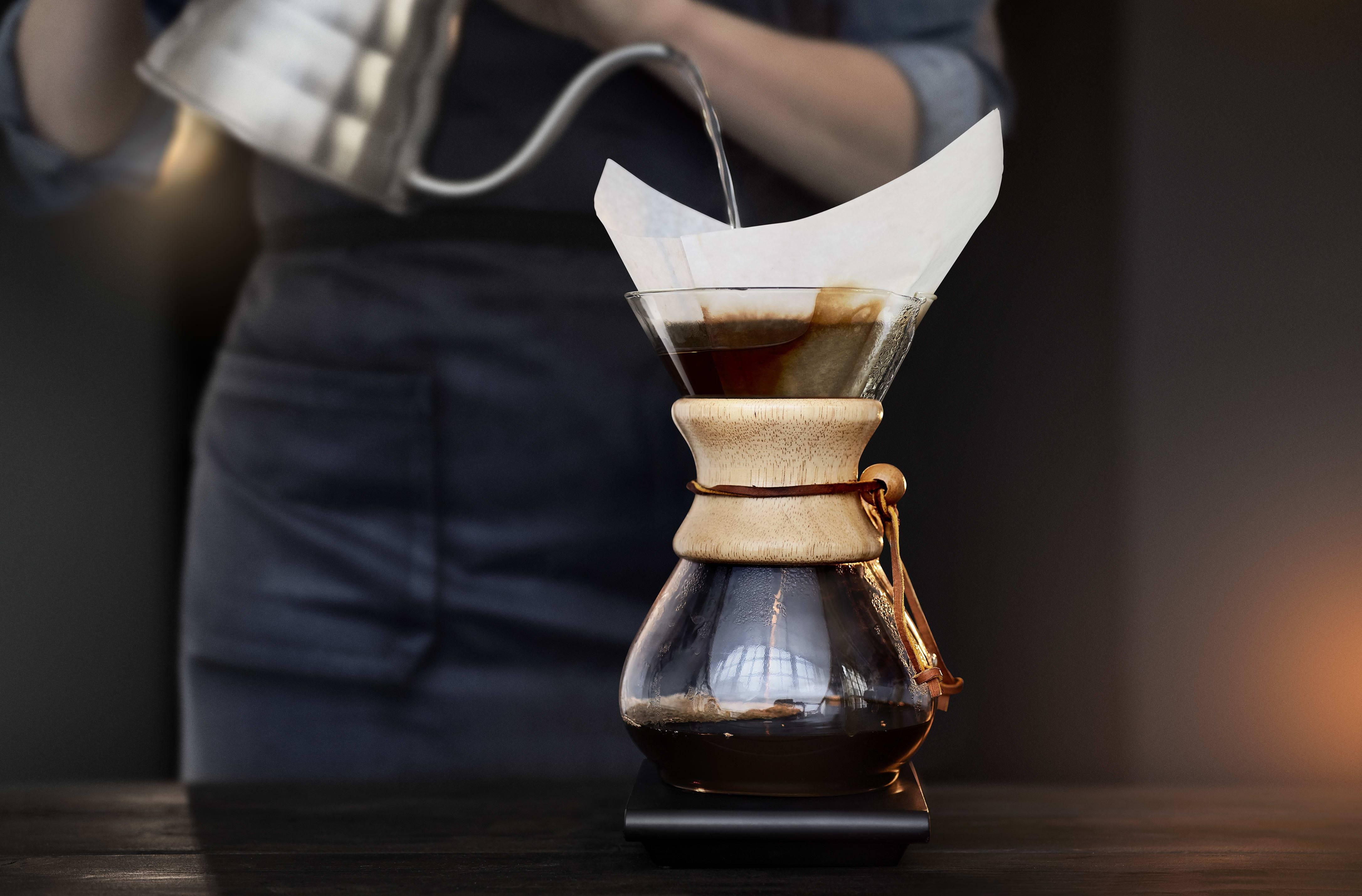 Кемекс для заваривания кофе