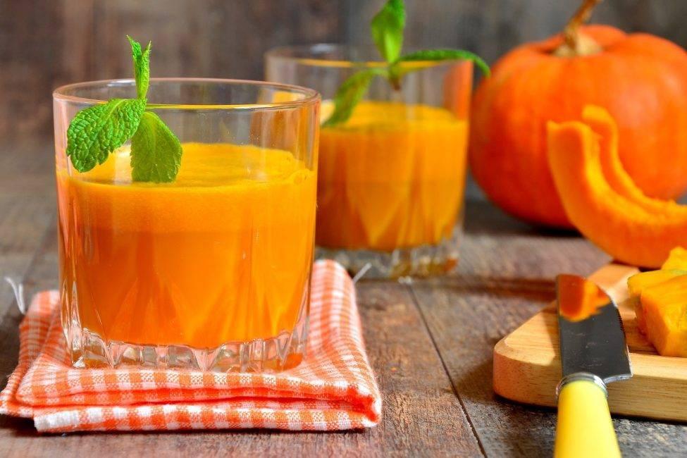 Тыквенный сок в домашних условиях на зиму - рецепты очень вкусного сока