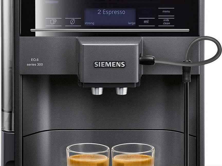 Обзоры кофейной техники siemens