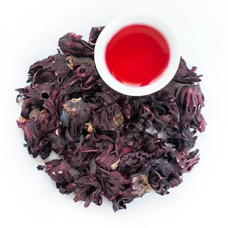 Чай c гибискусом: полезные свойства и противопоказания