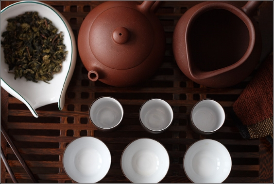Китайская чайная церемония - teaterra | teaterra