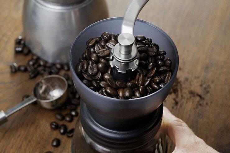 На что влияет степень помола кофе
