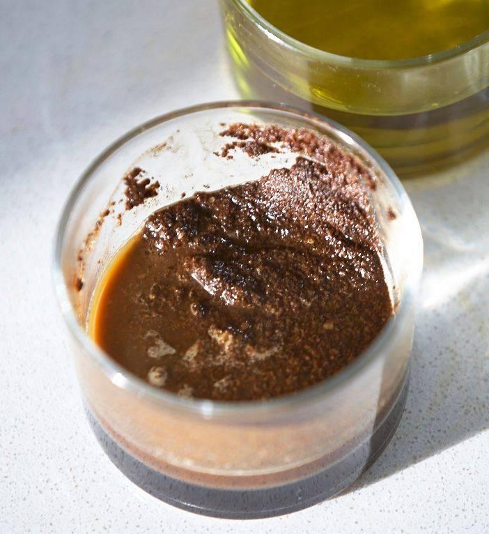 Скраб с кофе с медом. скраб для тела в домашних условиях из кофе и меда: рецепты