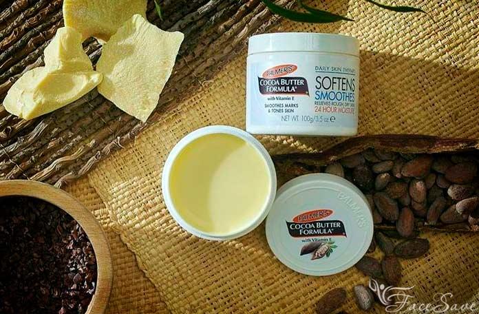 Масло какао для волос - польза, применение, питательные маски