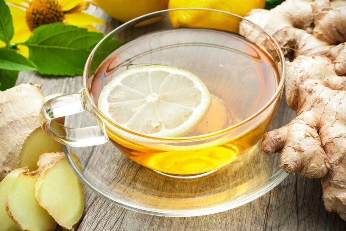 Зелёный чай с имбирем: уникальный напиток от многих болезней