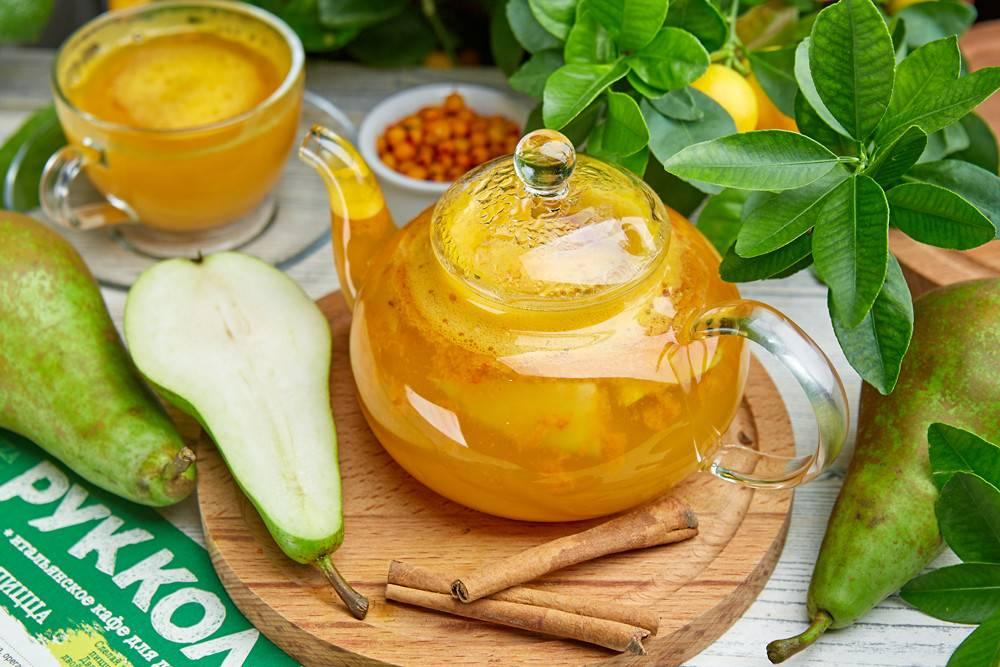 Чай из листьев груши – полезный напиток