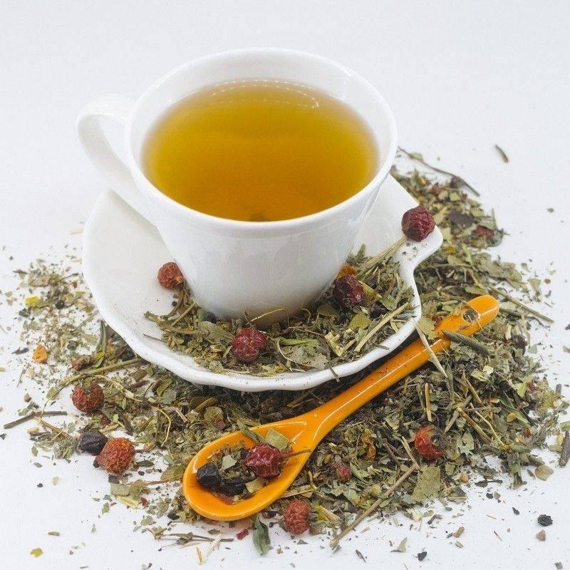 Чай от простуды - простудные заболевания