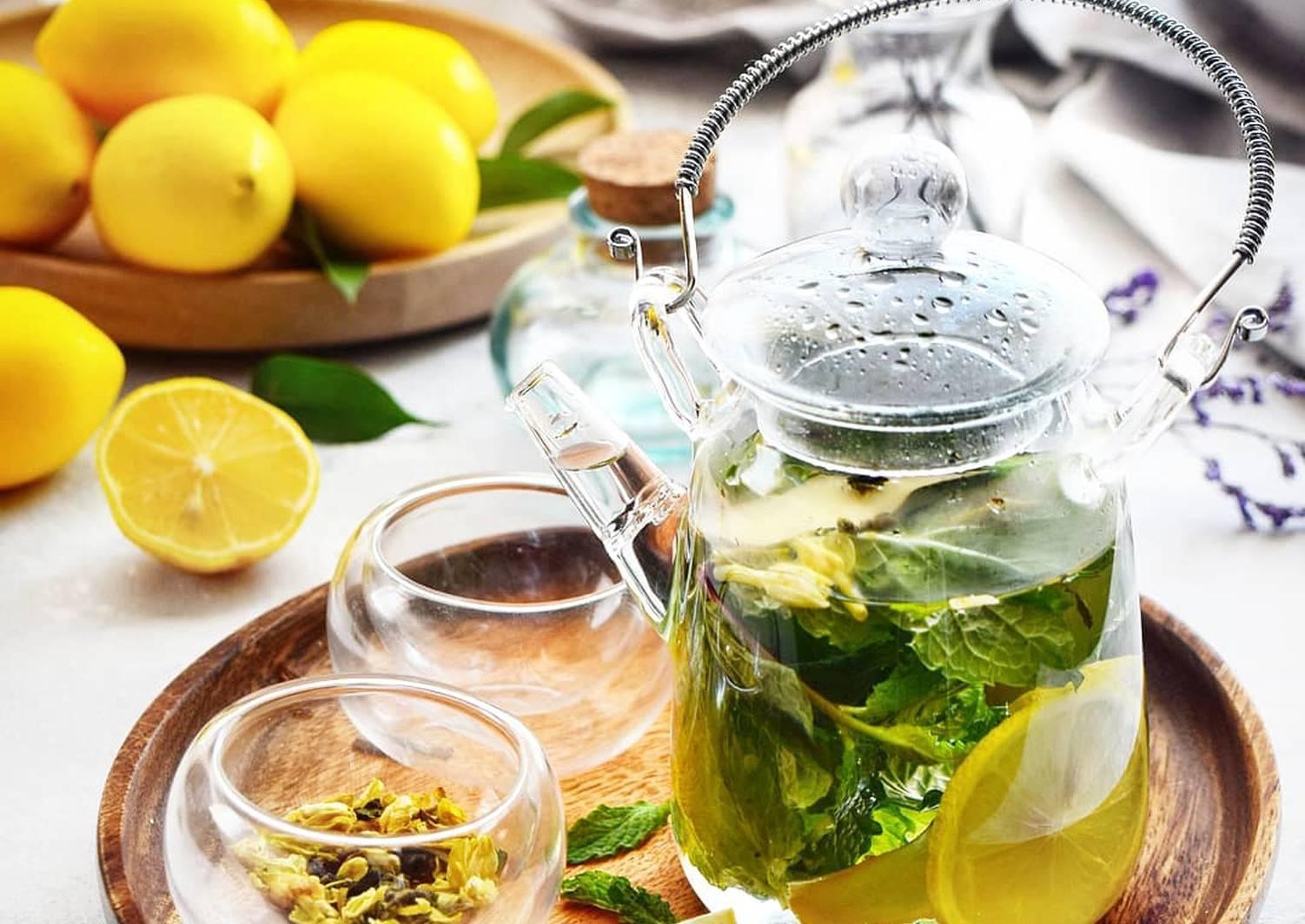 Чем полезен чай с лимоном: польза и вред, сколько можно пить