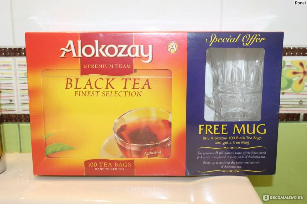Алокозай чай — найди свой любимый вкус