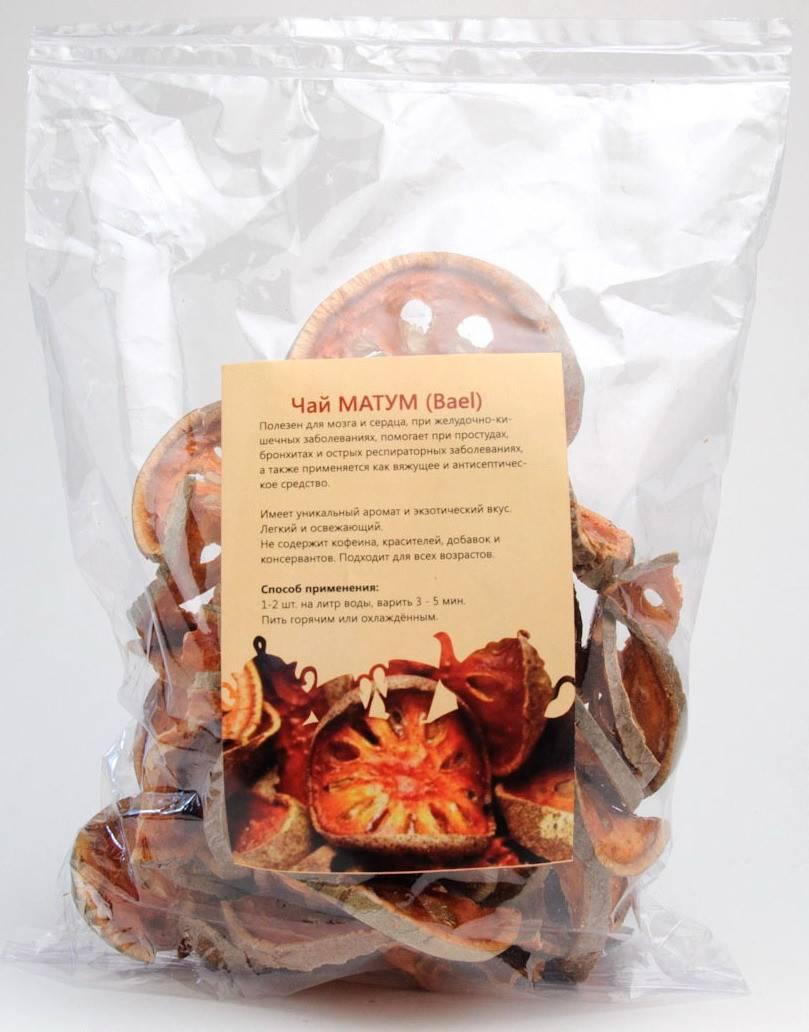 Чай матум из тайланда: что это такое, способы заварки и целебные качества