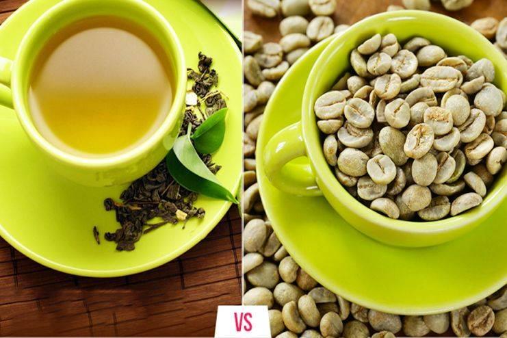 Как пить зеленый кофе с имбирем - рецепт как употреблять, чтобы похудеть