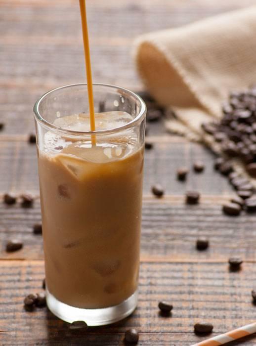 Холодный кофе: особенности изготовления напитка