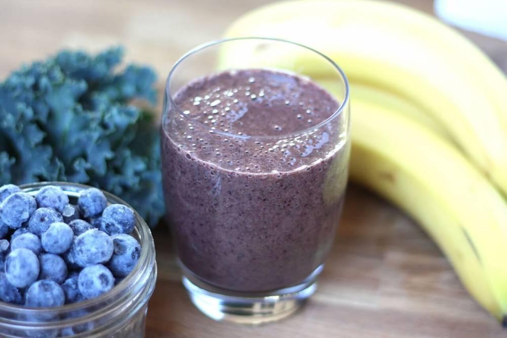25 вкуснейших рецептов ягодных смузи в любое время года