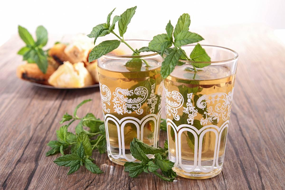 Марокканский мятный чай – рецепт с экскурсом в историю