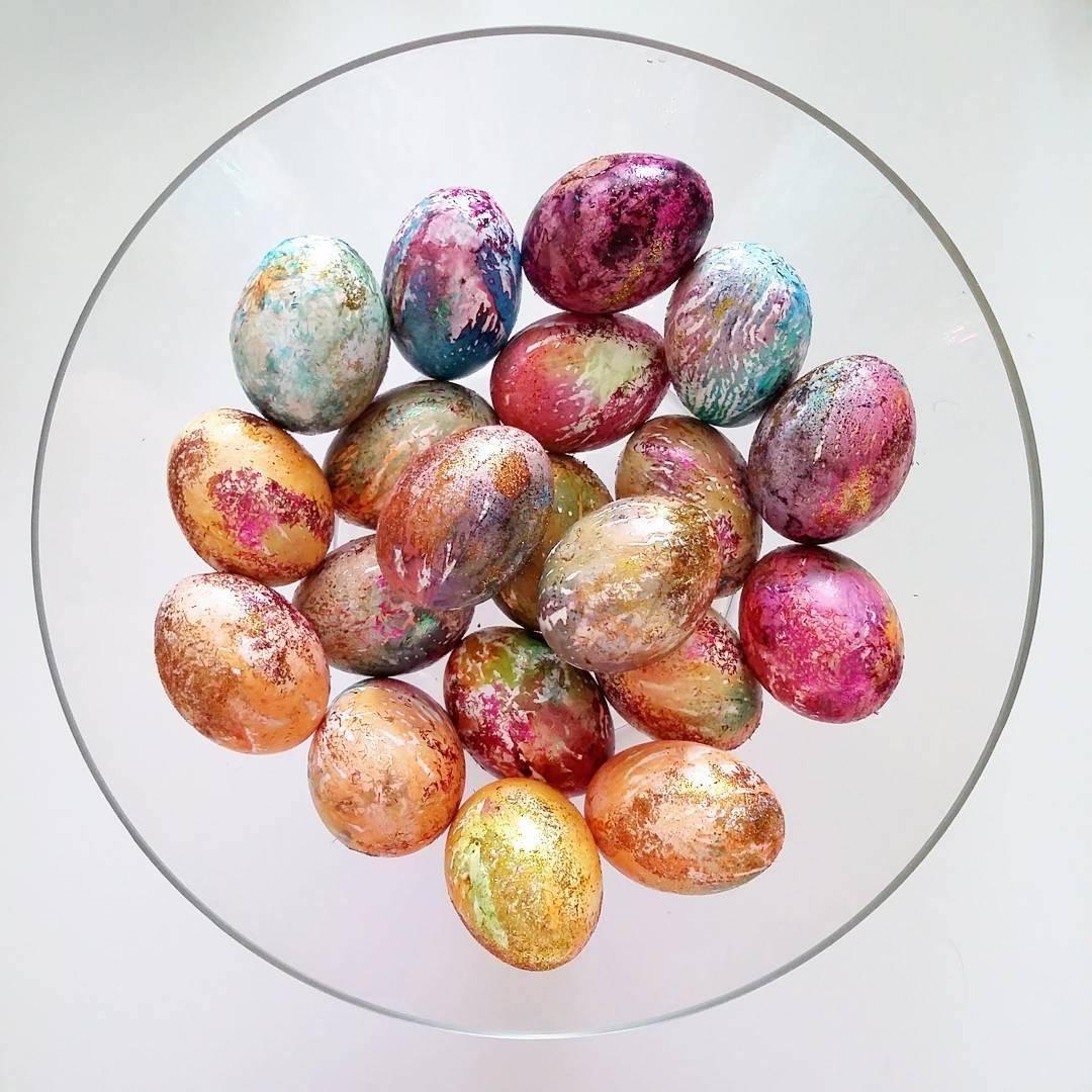Как правильно красить яйца ⋆ советnews