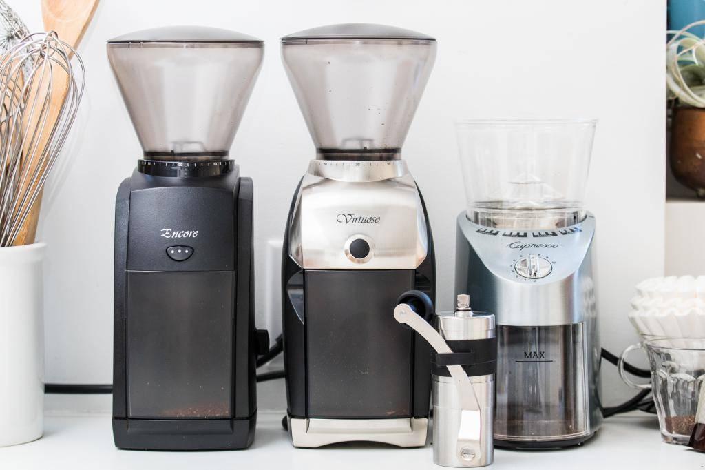 Кофемолка электрическая - как выбрать лучшую модель для дома, рейтинг?