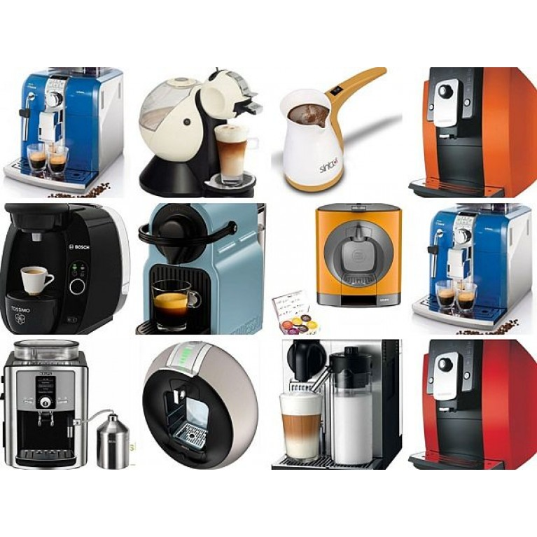 Правила выбора кофеварки для дома и офиса