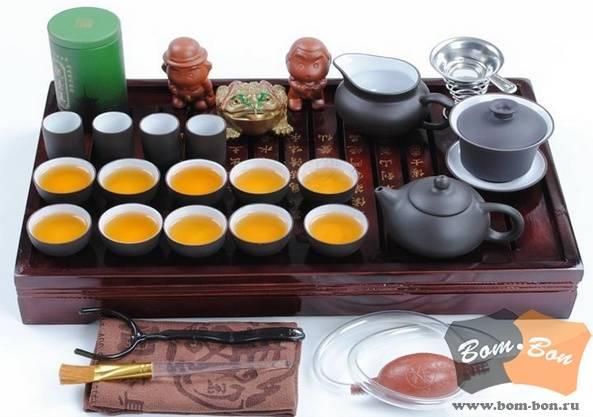 Чайные традиции в разных странах