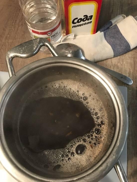Чем почистить медную посуду в домашних условиях?