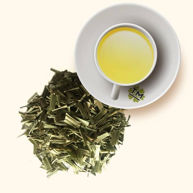 Очень полезный лемонграсс чай с изысканным лимонным вкусом