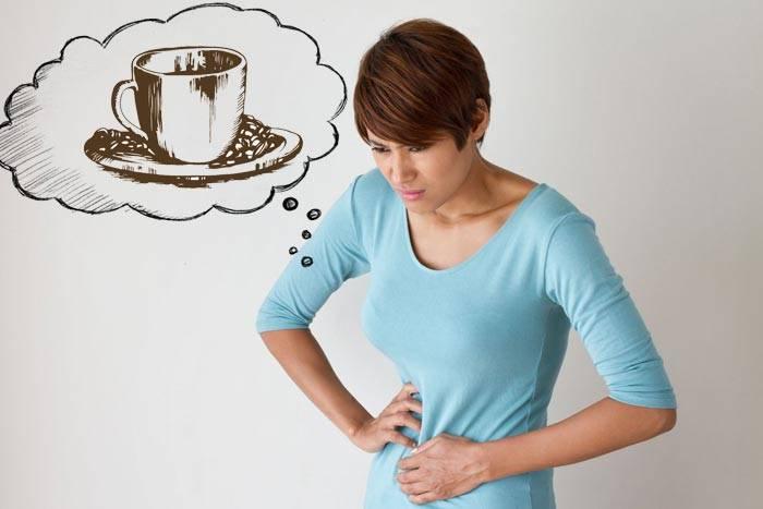 Кофе при диарее: да или нет?