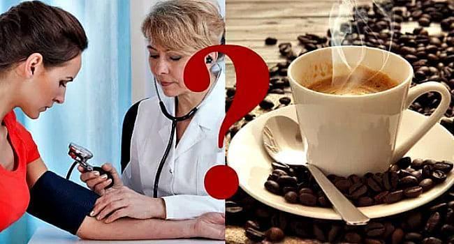 Кофе — повышает или понижает артериальное давление?