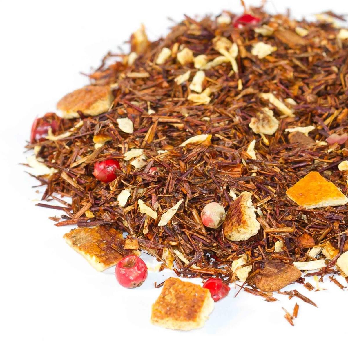 Чай ройбуш – напиток с незабываемым вкусом и ароматом