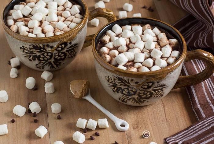 Рецепты кофе с зефирками маршмеллоу, отзывы