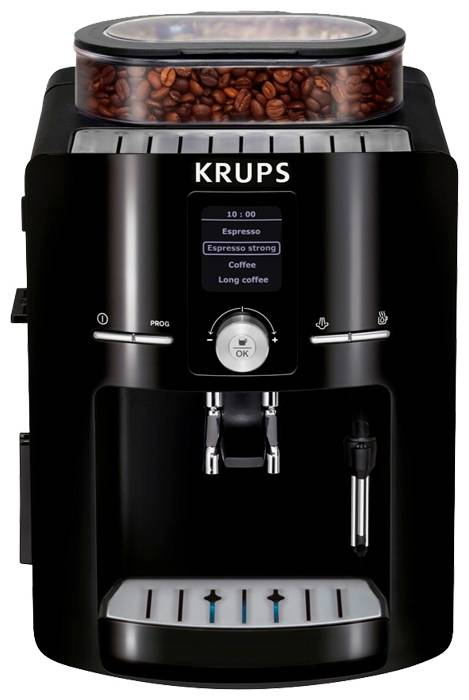 Krups кофемашины отзывы