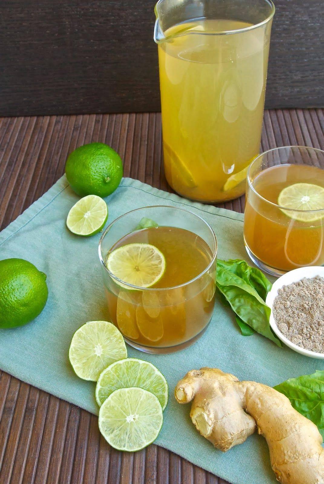 Чай с лимоном и имбирем для похудения, отзывы и рецепты имбирного чая