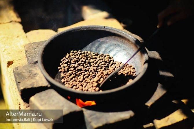 Характеристика индонезийского кофе