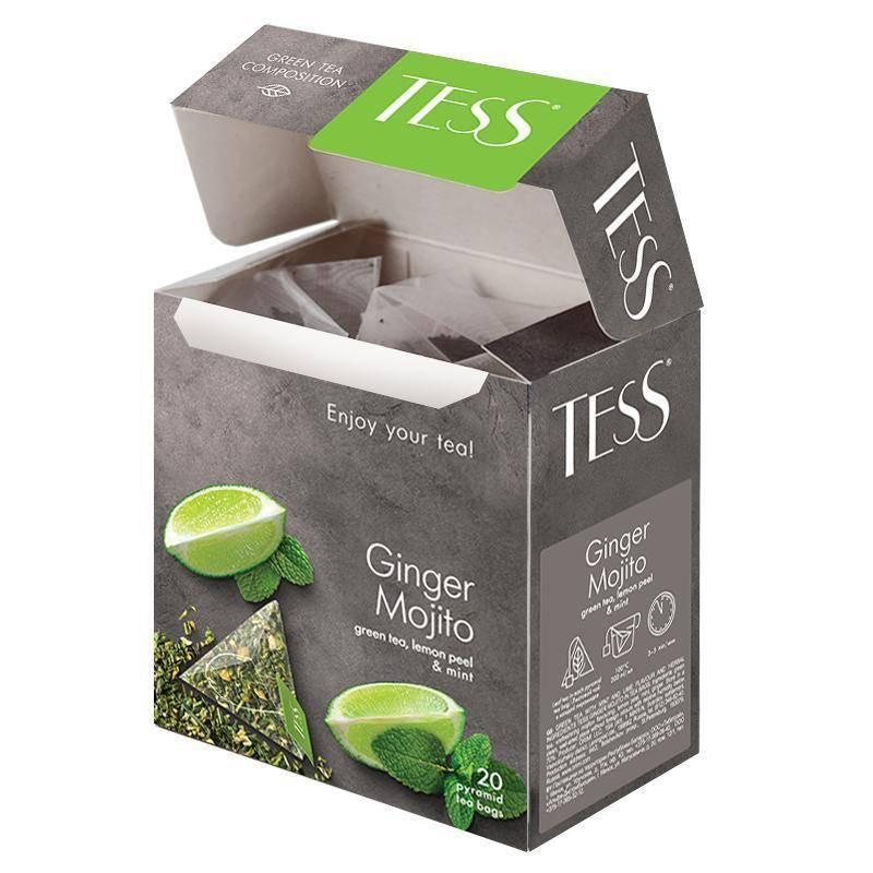 Чай тесс. виды и сорта