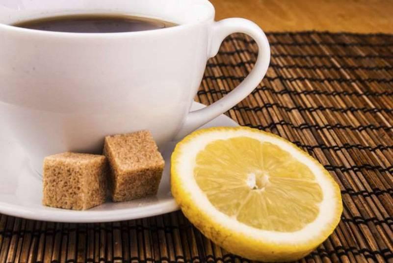 Кофе с лимоном — польза и вред, как называется