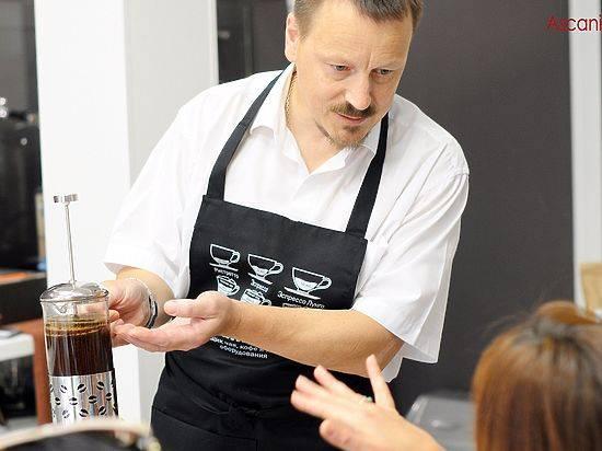 Обучение бариста в кофейном бизнесе: как стать профессионалом