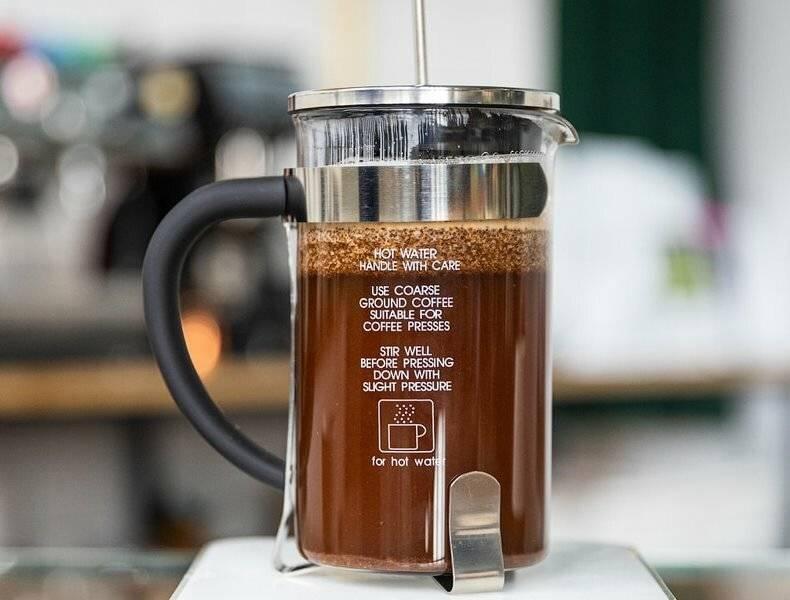 4 рецепта приготовления кофе во френч-прессе