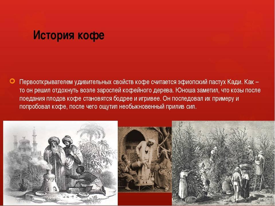 Кофе в россии – история и современность |  coffeedom.ru - онлайн-журнал о кофе