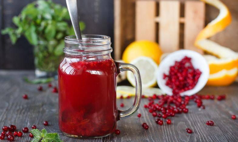 Брусничный чай: рецепты из листьев брусники, полезные свойства