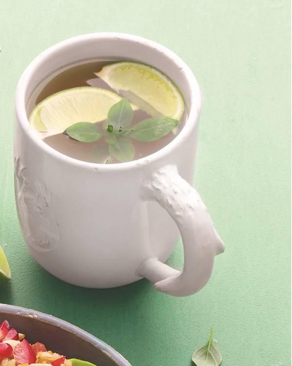 Чай с базиликом — польза, как заваривать, рецепты