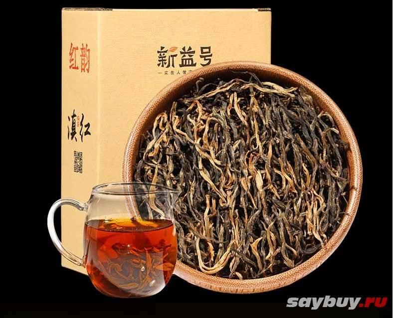 Чай дянь хун и его польза