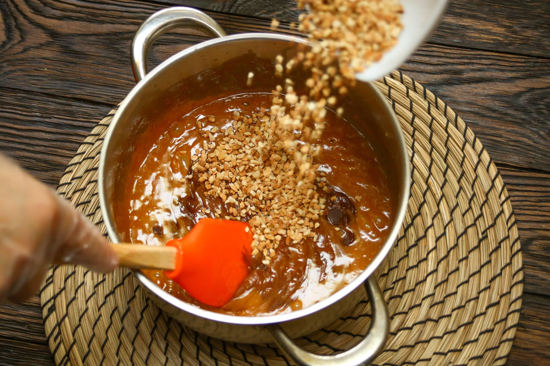 Как делать карамель? вкуснейший рецепт карамели с видео и пошаговым фото.
