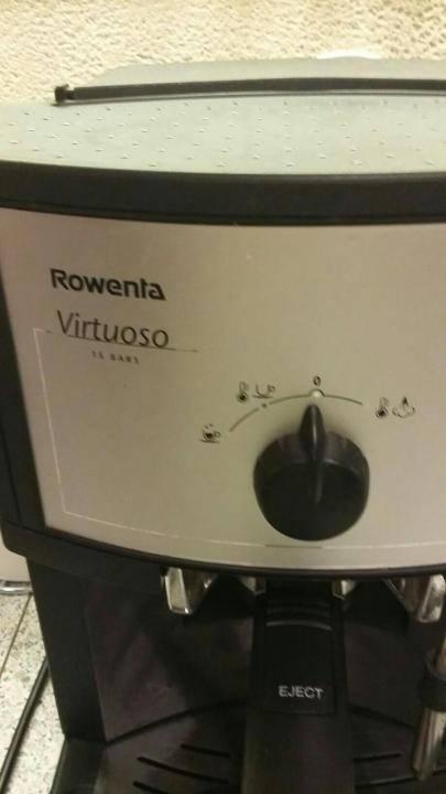 Кофеварка rowenta es 4400