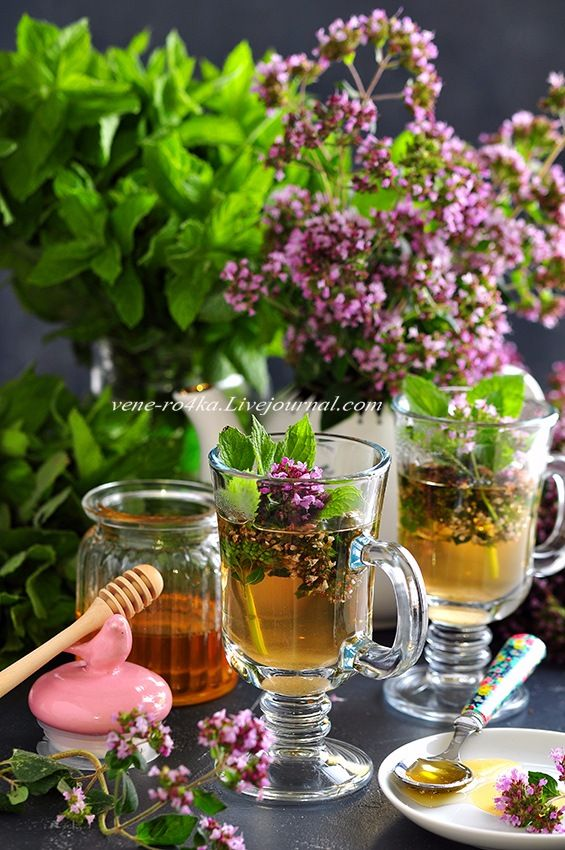 Снотворный чай из душицы | sonmir