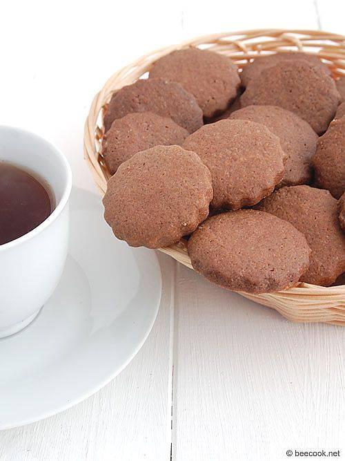 Домашнее шоколадное печенье – 7 лучших рецептов