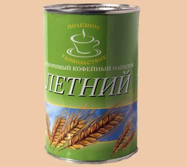 Ячменный кофе