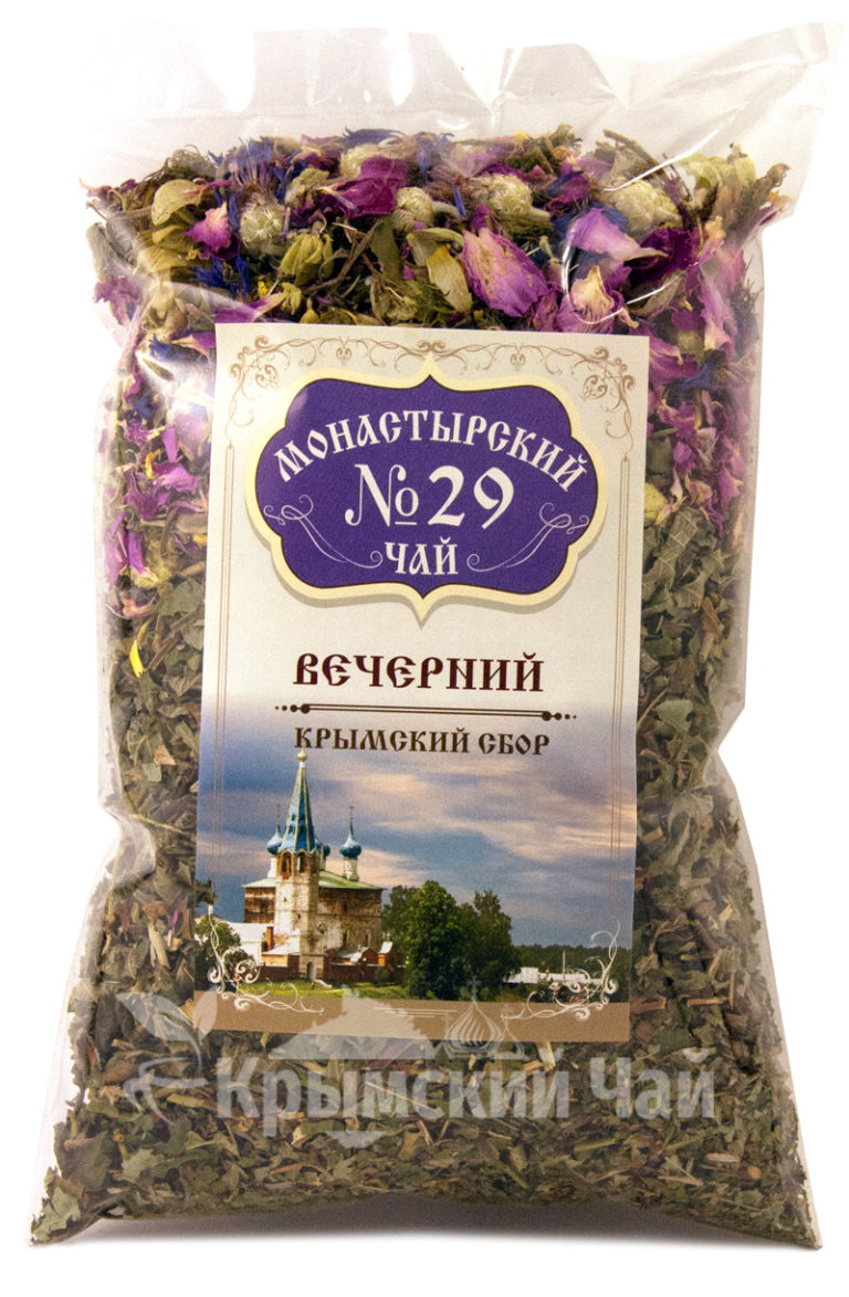 Крымский чай из трав